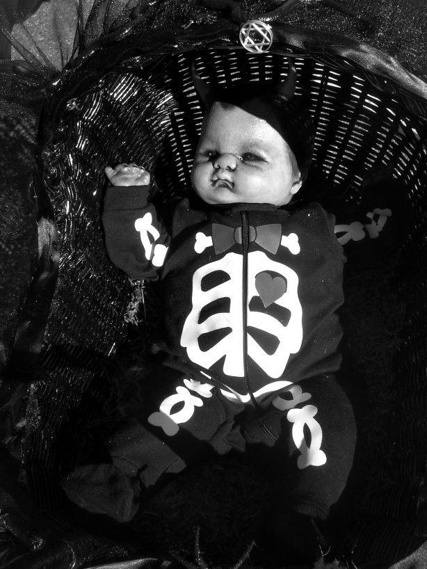 devil baby AAA